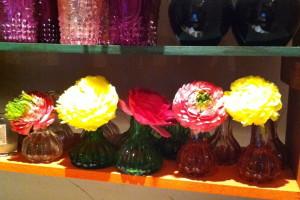 Flower derivary